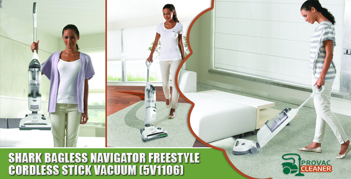 Shark Bagless Navigator Freestyle Cordless Stick Vacuum