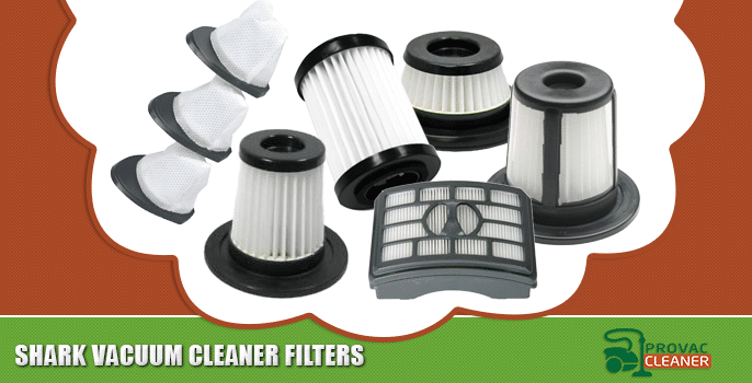 shark vacuum cleaner filters