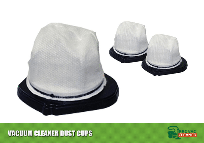 vacuum cleaner dust cups