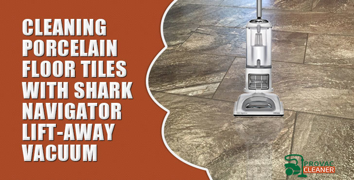 Cleaning Porcelain Floor Tiles