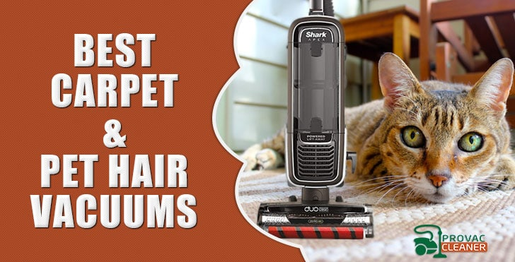 Best Pet Hair Vacuum Reviews 2019