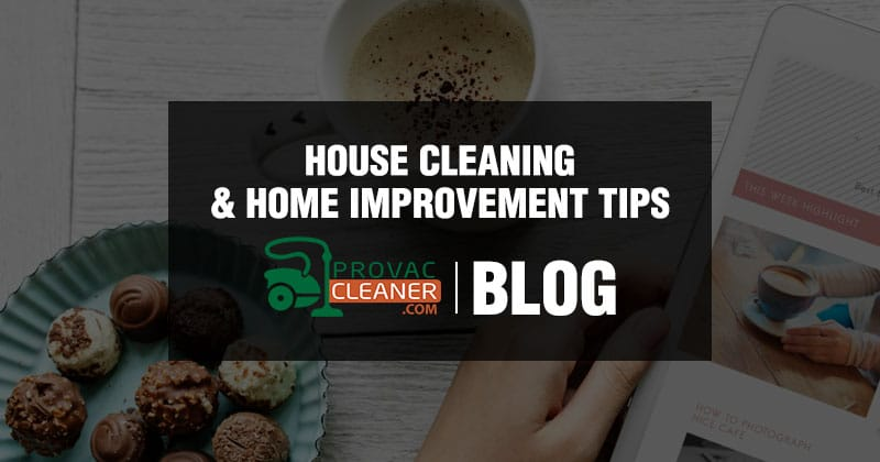 House Cleaning And Home Improvement Blog